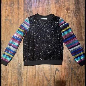 Mary Katrantzou Magpie Sweatshirt
